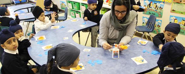 Khalsa Community School ::